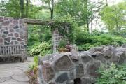 انواع دیوارهای سنگی
