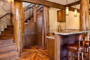کارهای چوبی ساختمان