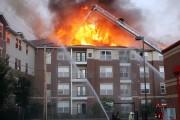 محافظت از ساختمان در برابر حریق