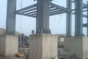 ستون مرکب فولادی - بتنی