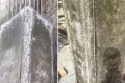 شوره زنی در بتن