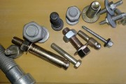 اجزای اتصالات سازههای فولادی