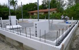 سیستم قالب عایق ماندگار مسطح عمودی
