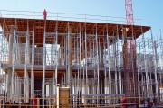 سازه بتن آرمه با قالب آلومینیومی