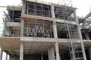 سیستم ساختمان پیش ساخته با دیوار بابر و دیواره بتن آرمه