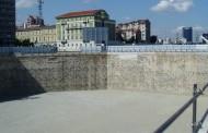 دیوار دوغابی