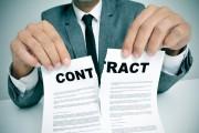 تحلیل مفاد فسخ قرارداد در شرایط عمومی پیمان