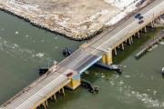 بررسی علل خرابی پل