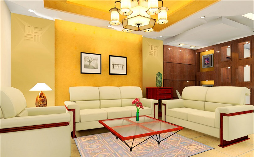 انواع رنگ آمیزی ساختمان