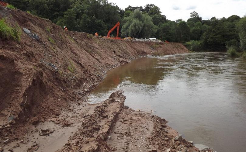 نشریه شماره 417 (مبانی طراحی سازههای کنترل فرسایش در رودخانهها و آبراههها)