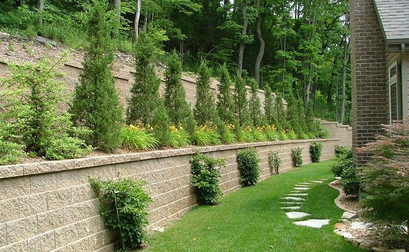 طراحی دیوارهای حایل