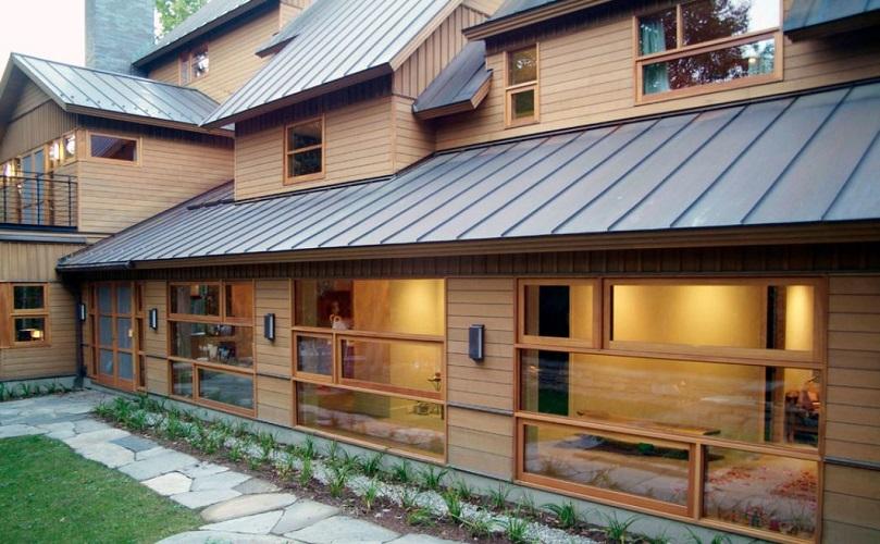 انواع ورق پوشش سقف