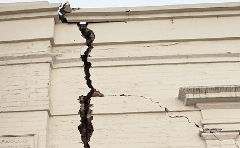 Image result for تزریق اپوکسی و پلی یورتان در ترک ساختمانی