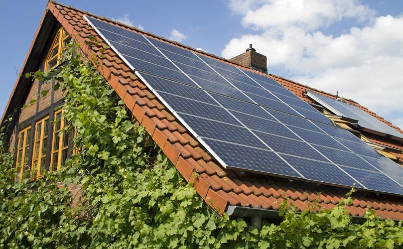 سلولهای خورشیدی در صنعت ساختمان