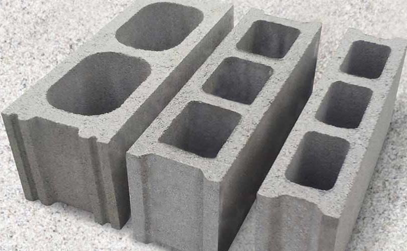 انواع بلوک