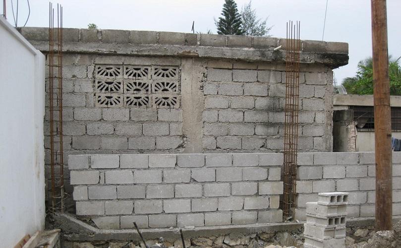 دیوار غیر باربر بتنی