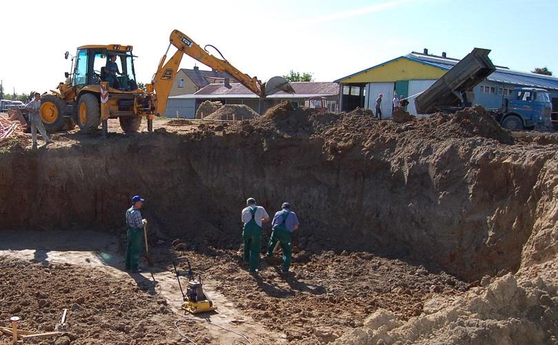 روشهای حفاری خاک