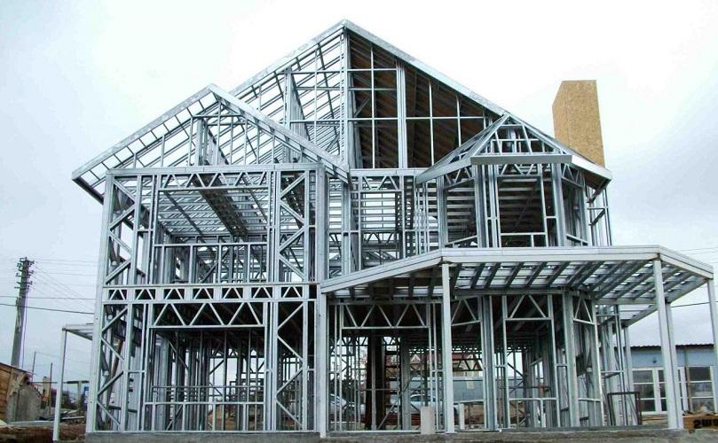 شرایط فشردگی اعضاء در انواع قابهای فولادی