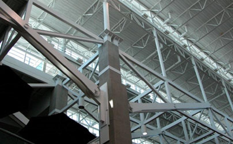 طراحی اتصالات تیر به ستون