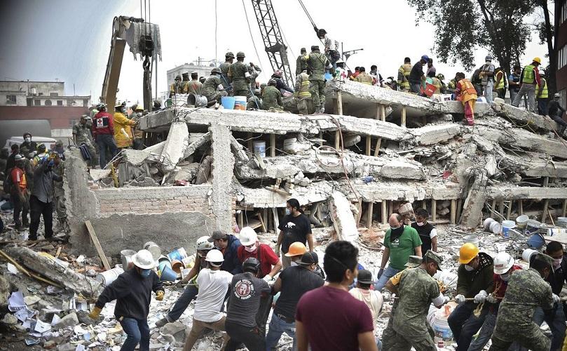 انواع خسارات غيرسازهای در زلزله