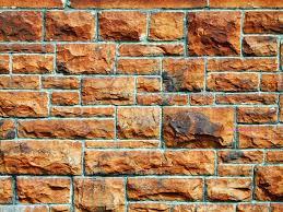 نمای دیوار سنگی - کلنگی