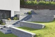 نماهای دیوارهای سنگی