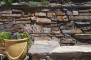 سنگ و انتخاب آن برای دیوارهای سنگی