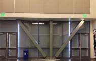 قابهای فولادی دارای بادبند و اتصالات نيمه صلب