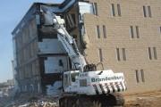 روشهای تخریب سازههای فولادی