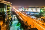اصول و معیارهای نورپردازی میدانهای شهری