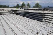دالهای نیمه پیش ساخته دابل تی در سازه بتن آرمه