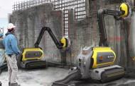 طراحی ربات بتن خوار برای تخریب ساختمان