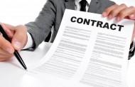 تعدیل در قراردادهای پیمانکاری