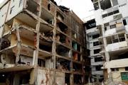 آسيبهای وارده بر اجزای غيرسازهای ساختمان در زلزله